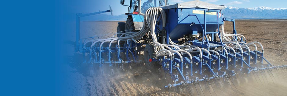 Seeding equipment